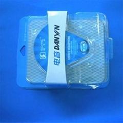 Blister Clamshell Package for Stereo Headphone