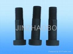 High strength bolts for steel net rack ball joint