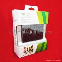 Microsoft XBOX 360 New 250GB Slim Hard Disk Drive HDD