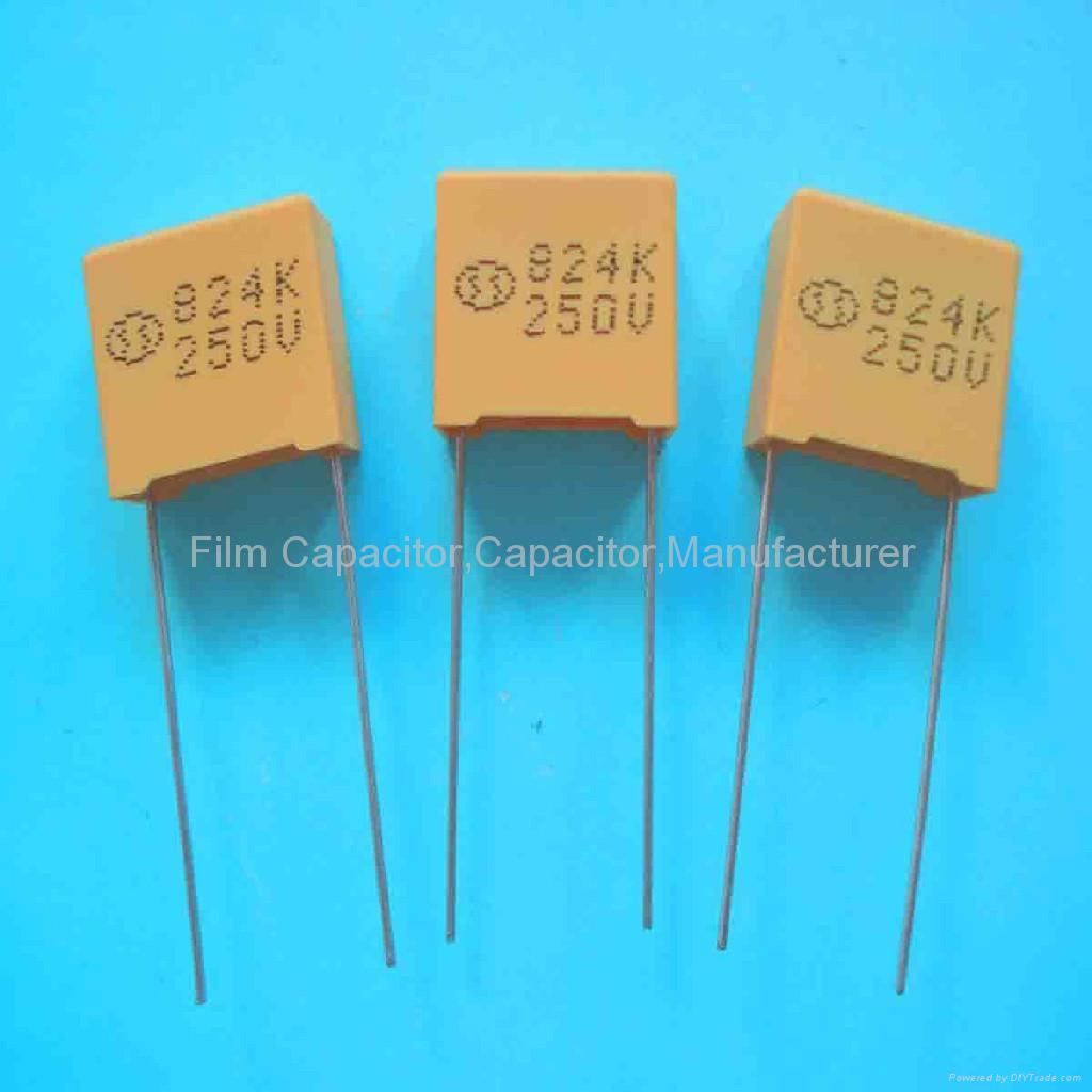 Polyester Film Capacitors Polyester Film Capacitor