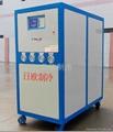 工业电镀冷水机