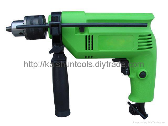 Electric Drill with 500Watt,key chuck 1