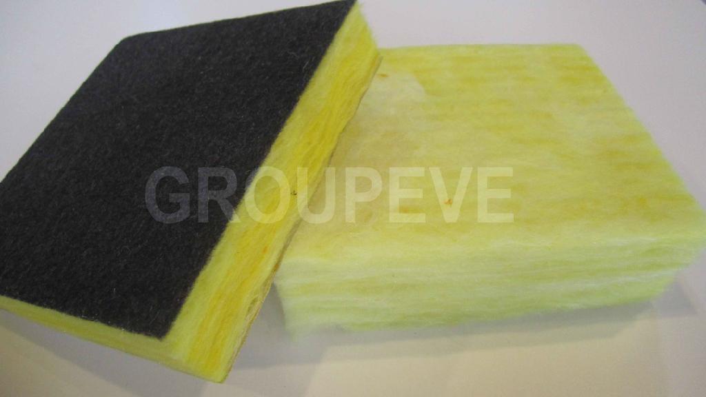 Fiberglass insulation board eve eve china for Insulation board vs fiberglass