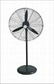 powerful industrial fan