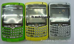 mobile phone parts blackberry 8330 CDMA housing