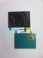 mobile phone part blackberry 9500 lcd screen
