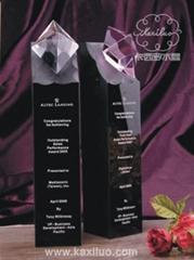 卡西羅水晶獎杯