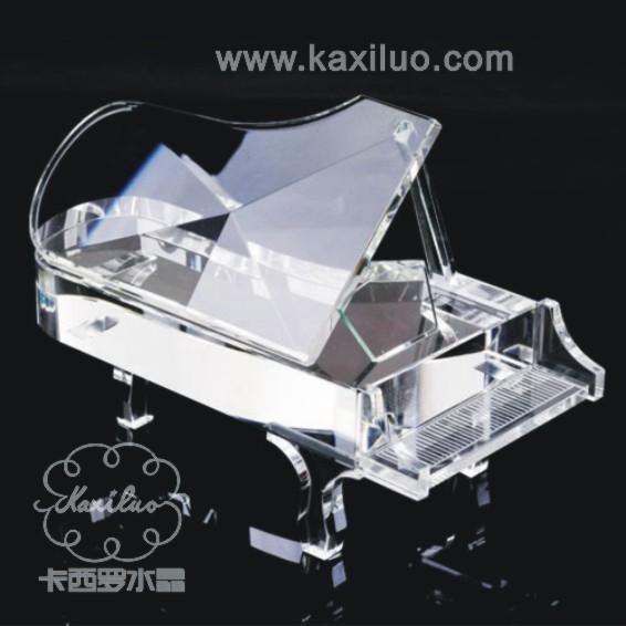 供应厦门卡西罗水晶钢琴 1
