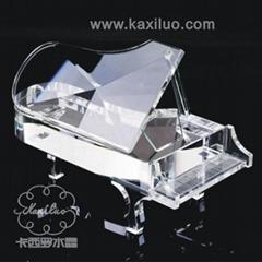 供应厦门卡西罗水晶钢琴