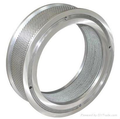 ring die pellet mill 1