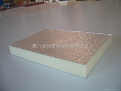 聚氨酯風管板材