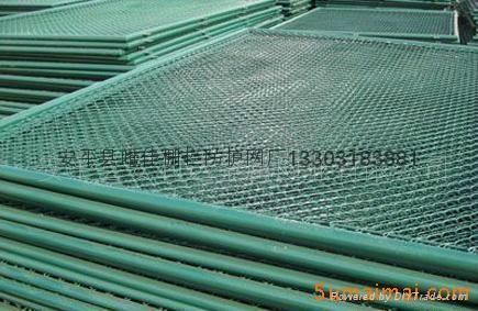 钢板状护栏网 3