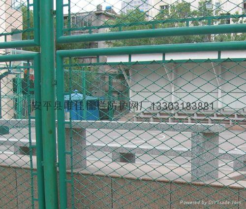 钢板状护栏网 5