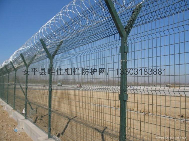 浸塑护栏网 3