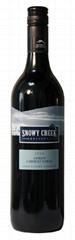 澳雪藍灣干紅葡萄酒