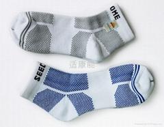 康洁丝抗菌防臭袜子