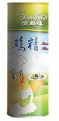 Ginseng chicken flavor bouillon