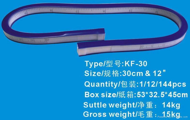 flexible curve ruler