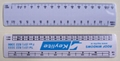 scale ruler/ruler with scales