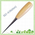 wood handle awl/hand tool