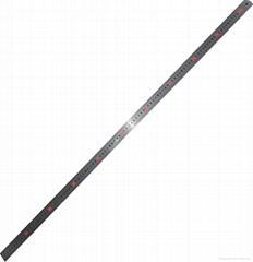 metal ruler 1M length