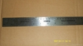 metal ruler 1M length