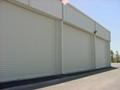 Noiseless roller shutter door 3