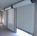 Noiseless roller shutter door 4