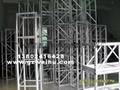 供应铝合金展示架 1