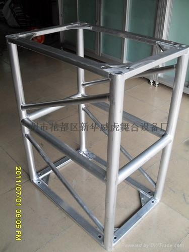 供应铝合金展示架 5