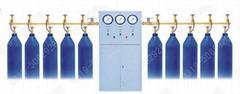 實驗室用氧氣匯流排