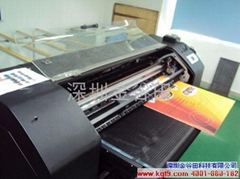 石材  彩印機