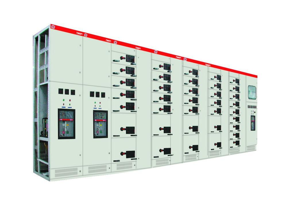 High Low Voltage Power Distribution Cabinet Ggd Gcs