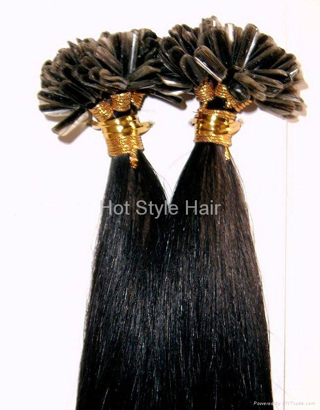 Nail Tip Fusion Hair Extension Hj070807 Hot Style Hair China