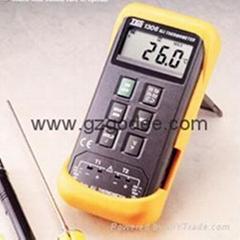 溫度表(溫度計)(K.J型)TES1306