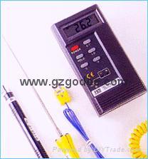 溫度表/溫度計/TES1310