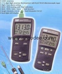 溫度表(溫度計)TES1313K.J.E.T.R.S.N.