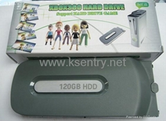 Hard Drives for Xbox 360(120G)