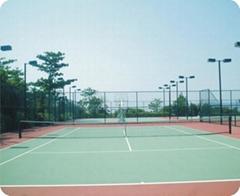 北京PU球場