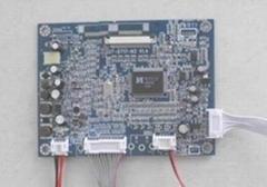 AT080TN52液晶屏驱动板