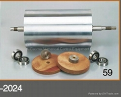 BMW-2024  twin shaft stainless steel wire drum for CNC Wire Cut EDM