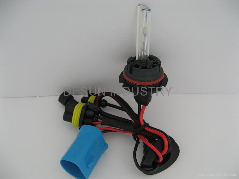 9007 Set Of HID Lamp Xenon Kit Headlight Conversion OEM 5