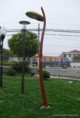 铝合金灯杆