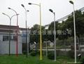 鋁合金路燈燈杆