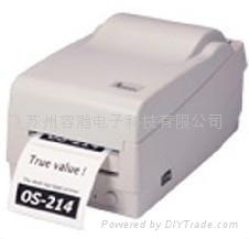 蘇州立象OS-214TT標籤打印機