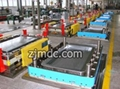 SMC compression mould tool