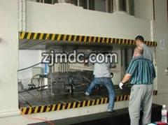 SMC电缆支架模具