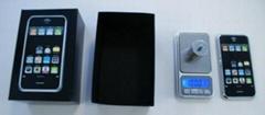 pocket scale IPS  I-phone style