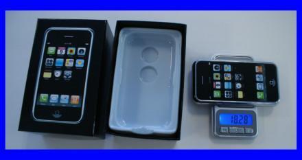 pocket scale IPS  I-phone style  3
