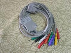 心電圖機導聯線